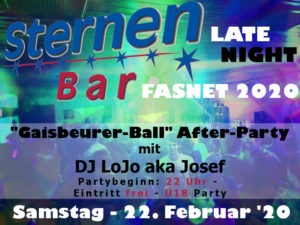 2020_Gaisbeurer-Ball-Afterparty